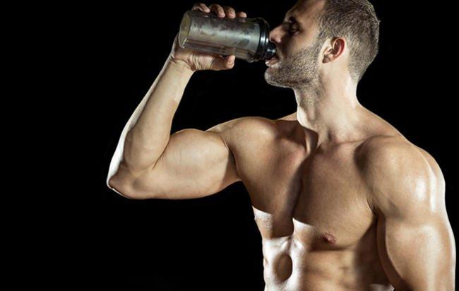 licuados para aumentar masa muscular